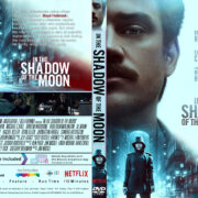In The Shadow Of The Moon (2019) R1 Custom DVD Cover & Label