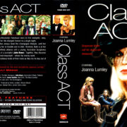 CLASS ACT (2003) R1 DVD COVER & LABELS