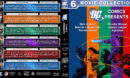 DC Comics Presents Collection (6) R1 Custom Blu-Ray Cover