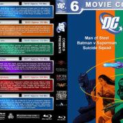 DC Comics Presents Collection (6) R1 Custom Blu-Ray Cover