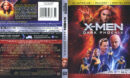 X-Men: Dark Phoenix (2019) R1 4K UHD Cover & Labels
