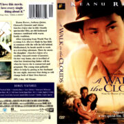 A WALK IN THE CLOUDS (2002) R1 DVD COVER & LABEL