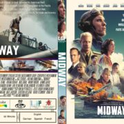 Midway (2019) R0 Custom DVD Cover & Label