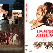 DOCTOR ZHIVAGO (1965) R1 DVD COVERS & LABELS