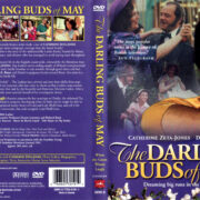 THE DARLING BUDS OF MAY (WHEN THE GREEN WOODS LAUGH) (1991) R1 DVD COVER & LABEL