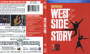 West Side Story (1961) R1 Blu-Ray Cover & Labels
