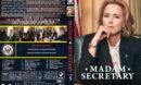 Madam Secretary - Season 5 (2019) R1 Custom DVD Covers & Labels