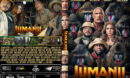 Jumanji: The Next Level (2019) R0 Custom DVD Cover & Label
