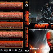 Shaft Collection R1 Custom Blu-Ray Cover