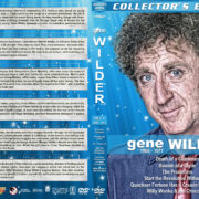 Gene Wilder Filmography - Set 1 (1966-1971) R1 Custom DVD Covers