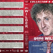 Gene Wilder Filmography - Set 3 (1974-1979) R1 Custom DVD Covers