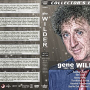 Gene Wilder Filmography - Set 4 (1980-1989) R1 Custom DVD Covers