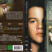 This Boy's Life (1992) R2 German DVD Cover & Label