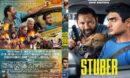 Stuber (2019) R1 Custom DVD Cover