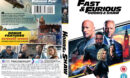 Fast And Furious Presents: Hobbs And Shaw (2019) R1 Custom DVD Cover