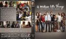 A Million Little Things - Season 1 (2019) R1 Custom DVD Cover & Labels
