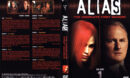ALIAS DVD COMPLETE SEASON ONE (2003) R1 DVD Covers & Labels