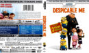 Despicable Me (2010) R1 4K UHD Cover