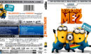 Despicable Me 2 (2012) R1 4K UHD Cover