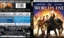 The Worlds End (2019) R1 4K UHD Cover