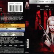 Anna (2018) R1 4K UHD Cover