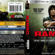 Rambo (2019) R1 4K UHD Cover