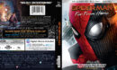Spider-Man Far from Home (2019) R1 4K UHD Cover