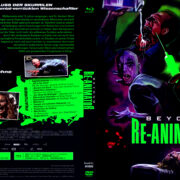 Beyond Re-Animator (2003) R2 German Blu-Ray Cover