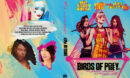 Birds of Prey: And the Fantabulous Emancipation of One Harley Quinn (2020) Custom DVD Cover