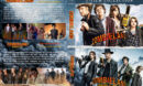 Zombieland Double Feature R1 Custom DVD Cover