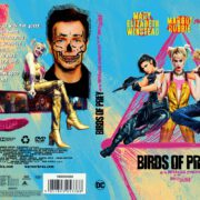 Birds of Prey: And the Fantabulous Emancipation of One Harley Quinn Custom DVD Cover V2