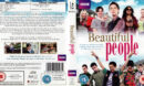 BEAUTIFUL PEOPLE SERIES ONE (1996) R2 Blu-Ray Cover & Label