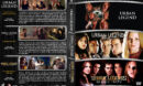 Urban Legends Triple Feature R1 Custom DVD Cover