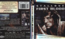 Rambo: First Blood (1982) R1 4K UHD Cover & Label
