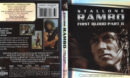 Rambo: First Blood Part II (1985) R1 Blu-Ray Cover & Label