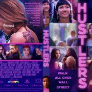 Hustlers (2019) R1 Custom DVD Cover & Label