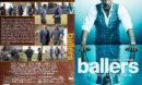 Ballers - Season 4 (2018) R1 Custom DVD Cover & Labels