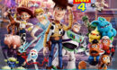 Toy Story 4 (2019) R1 Custom DVD Label