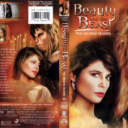 BEAUTY AND THE BEAST SEASON TWO (2007) R1 DVD Cover & Labels