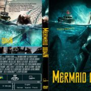 Mermaid Down (2019) R1 Custom DVD Cover & Label