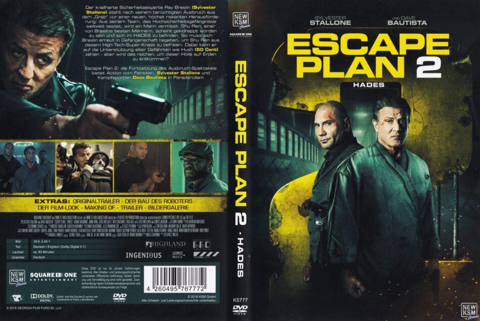 Escape Plan 3 Deutsch