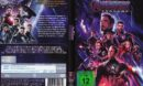 Avengers - Endgame (2019) R2 German DVD Cover
