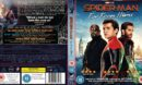 Spider-Man Far From Home (2019) R2 Custom Blu_Ray Cover