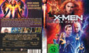 X-Men-Dark Phoenix (2019) R2 German DVD Cover