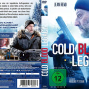 Cold Blood Legacy (2019) R2 German DVD Cover