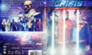 Crisis On Infinite Earths R1 Custom DVD Cover