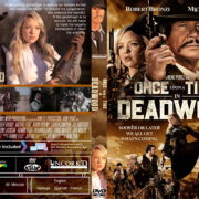 Once Upon A Time In Deadwood (2019) R0 Custom DVD Cover & Label