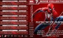 Spider-Man: The Conclusive Collection R1 Custom Blu-Ray Cover
