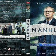 Manhunt (2019) R1 Custom DVD Cover & Label