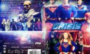Crisis On Infinite Earths (2019) R2 Custom DVD Cover